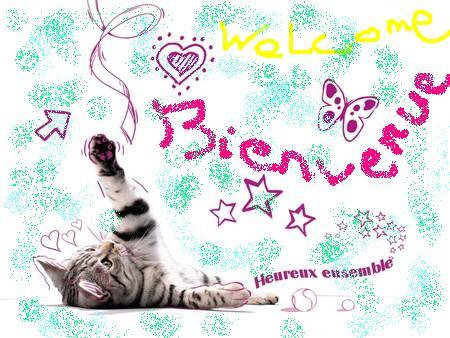 Coucou à tous Bienvenue1